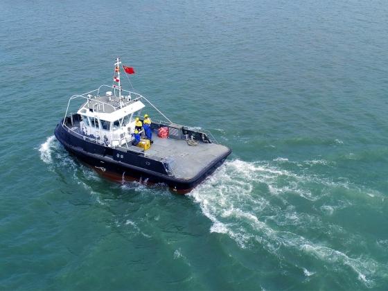 5166 sea trial (002)